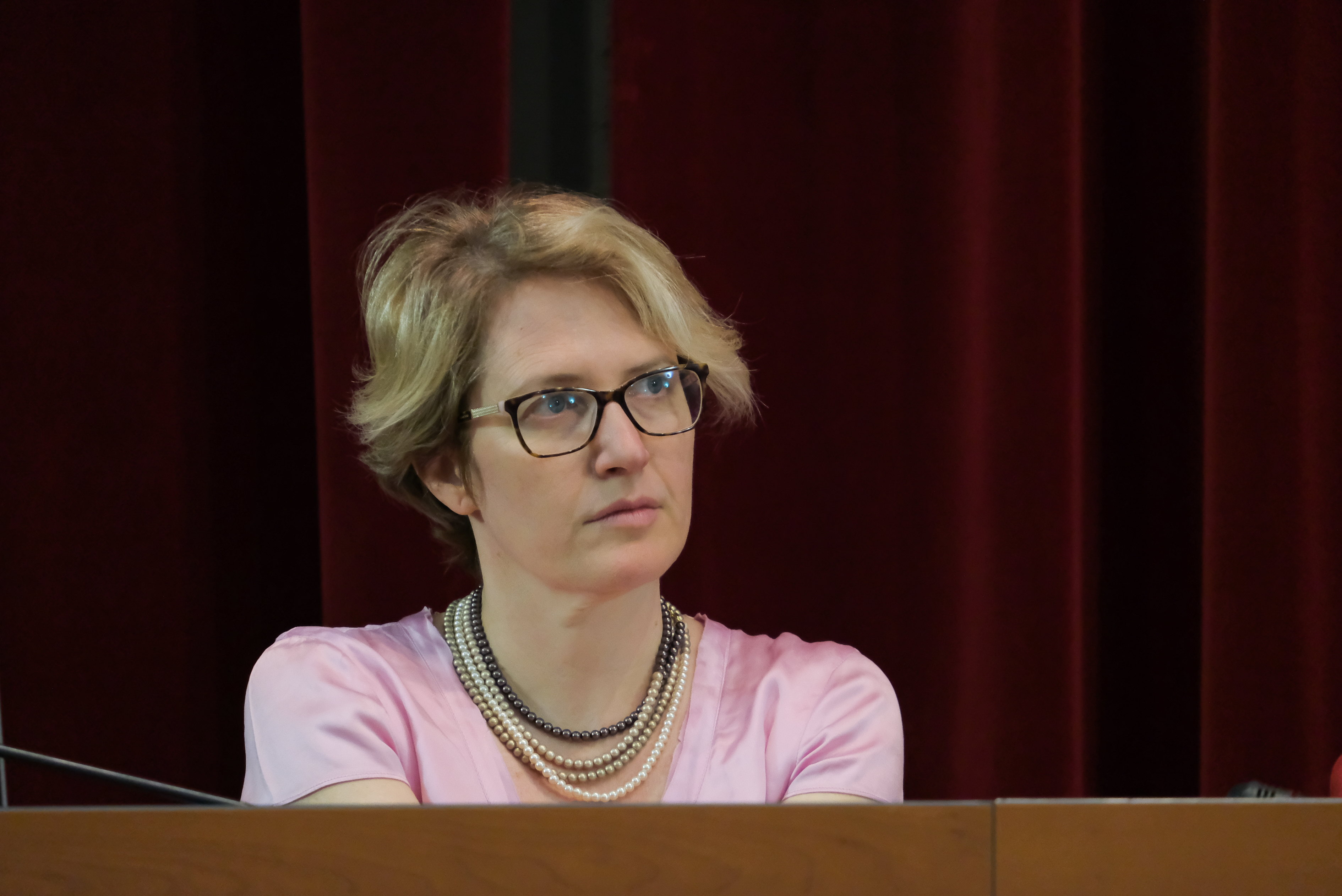 Roberta Pizzochera, assessore ai Servizi Sociali