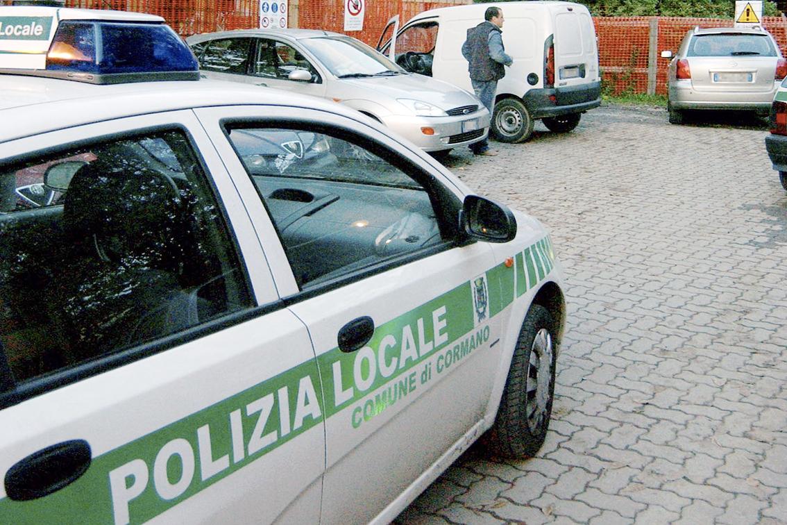 polizia locale cormano