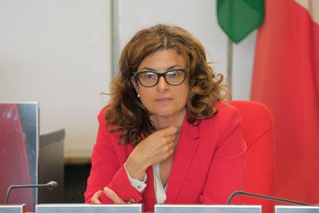 Valeria De Cicco assessore al Bilancio Cinisello Balsamo