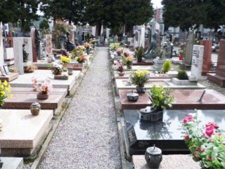 cimitero cormano