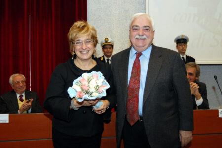 Fiorenza Bassoli e Giorgio Oldrini