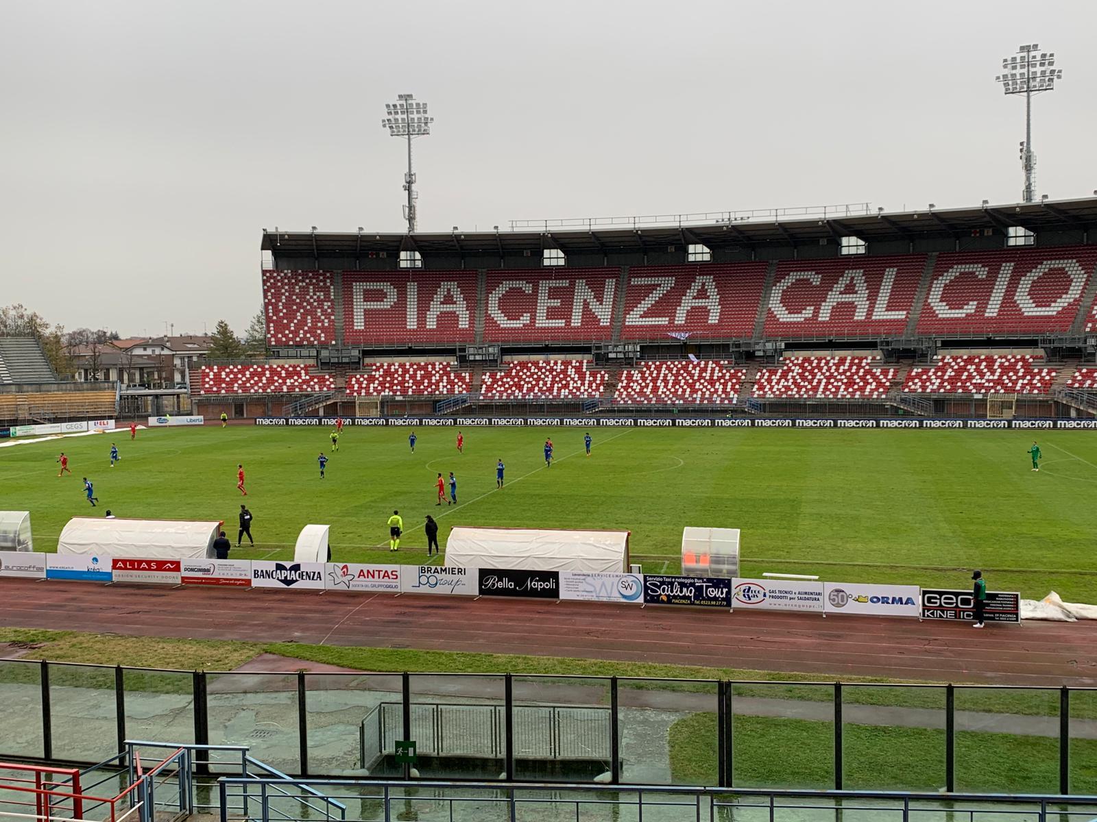 Pro sesto contro il Piacenza
