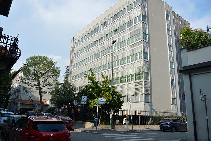 Scuola Rovani Sesto San Giovanni