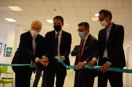 inaugurazione centro vaccinale sesto