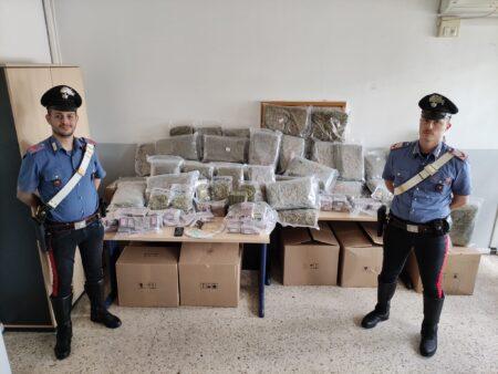sesto carabinieri droga arresto classe 1955