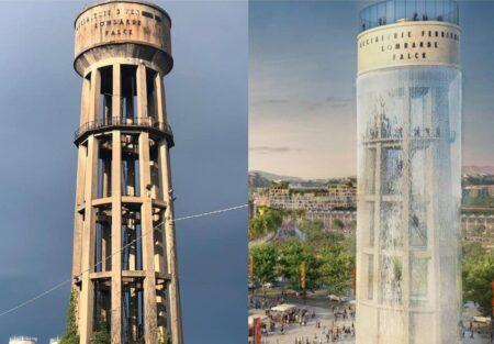 torre acqua falck sesto