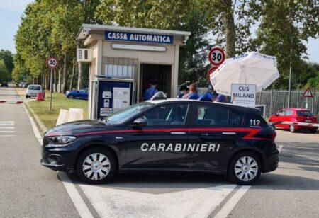 segrate carabinieri idroscalo